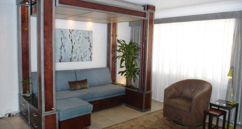 Double Space Bed System Small Spaces Home Interior
