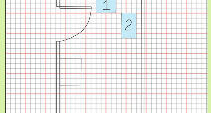 Draw Floor Plan Scale Steps