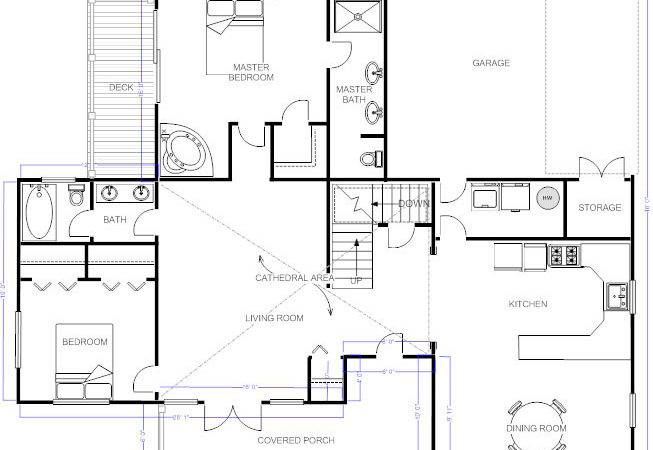 Draw Floor Plans Try Easily
