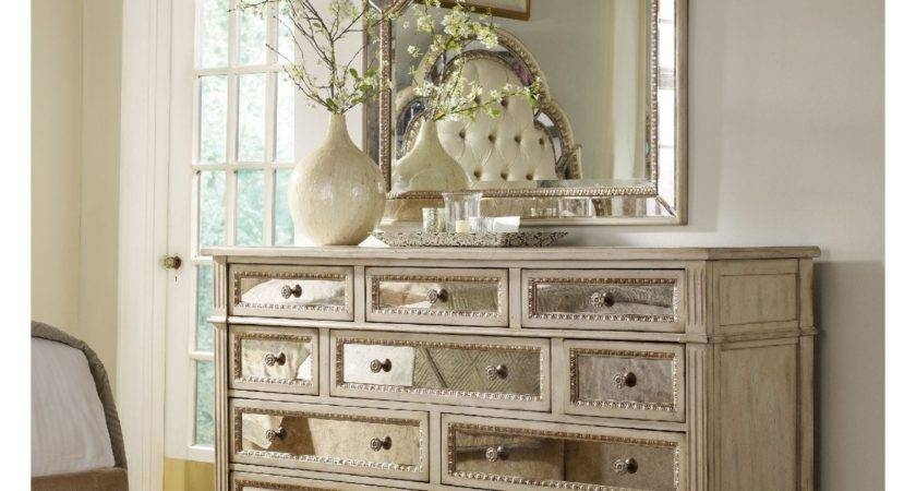 Dressers Astounding Mirrored Chests