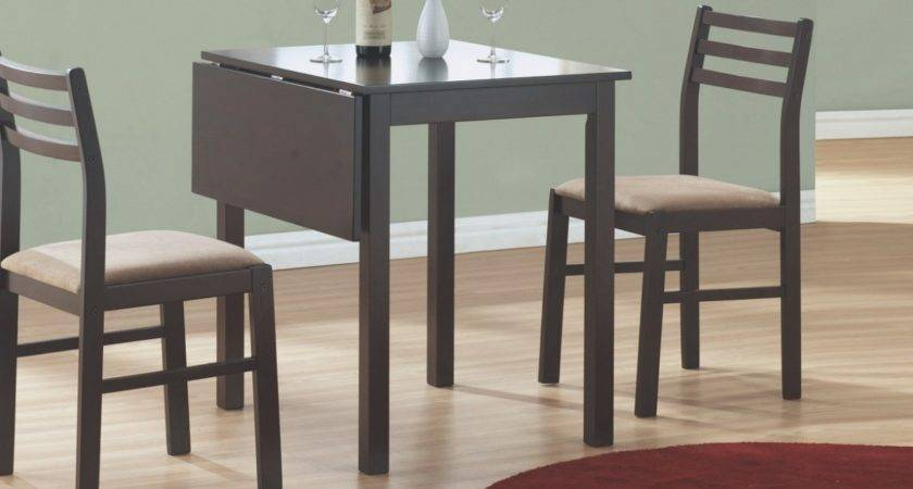 Drop Leaf Kitchen Tables Small Spaces