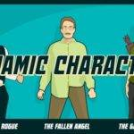 Dynamic Character Write Compelling Protagonist