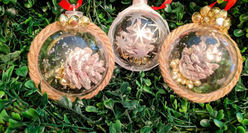 Easily Make Charming Vintage Christmas Decorations