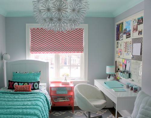 Easy Bedroom Designs Modern Colorful Home Decor