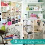 Easy Creative Shelving Organization Ideas Your Home