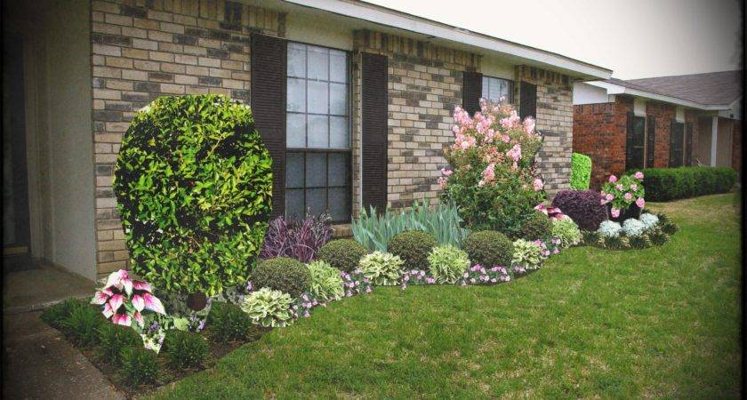 Easy Front Yard Landscaping Ideas Backyard Home