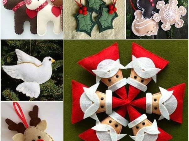 Easy Homemade Christmas Ornaments Can Resist Trying