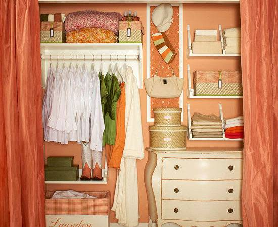 Easy Organizing Tips Closets Ideas Interior