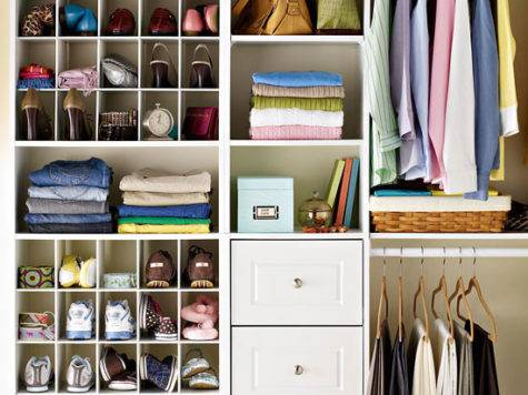 Easy Organizing Tips Closets Ideas Modern
