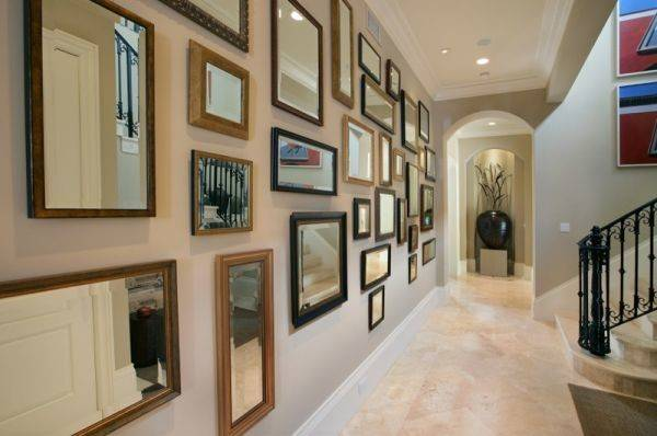 Easy Ways Make Your Hallways Look Bigger Brighter