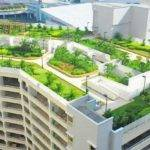 Echo Past Latest Trends Green Building Roof