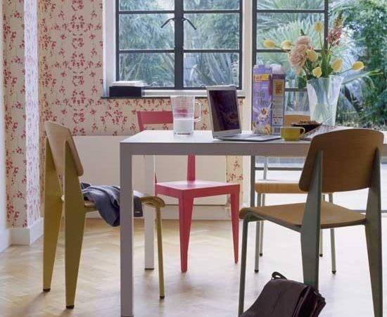 Eclectic Dining Room Furniture Decorating