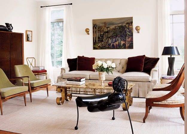 Eclectic Interior Design Style Rugs