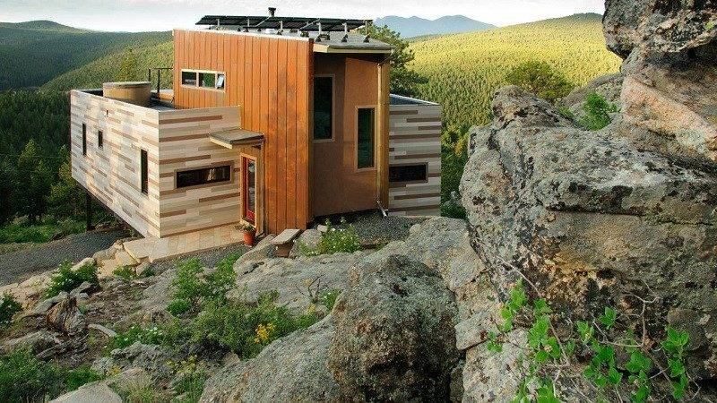 Eco Friendly Cargo Container Homes