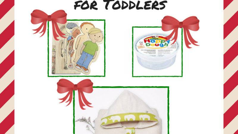 Eco Friendly Gifts Toddlers