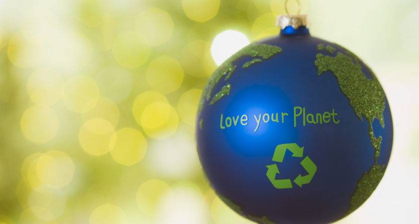 Eco Friendly Holiday Tips Recycling Service Monroe