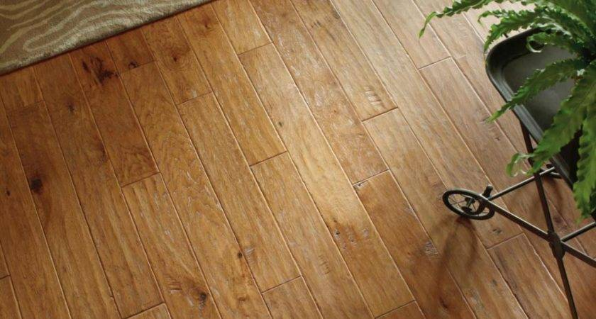 Eco Friendly Option Distressed Hardwood Floors Amazing