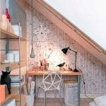 Efficient Desks Small Spaced Home Office