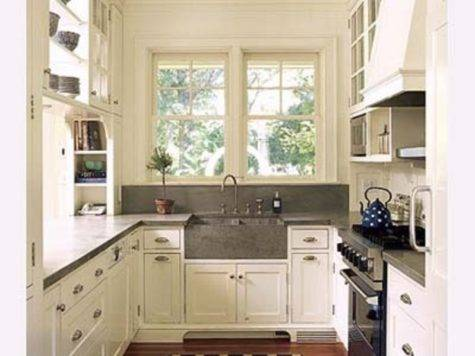 Efficient Galley Kitchens Design Bookmark