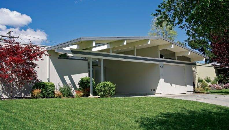 Eichler Homes Northern California Old House