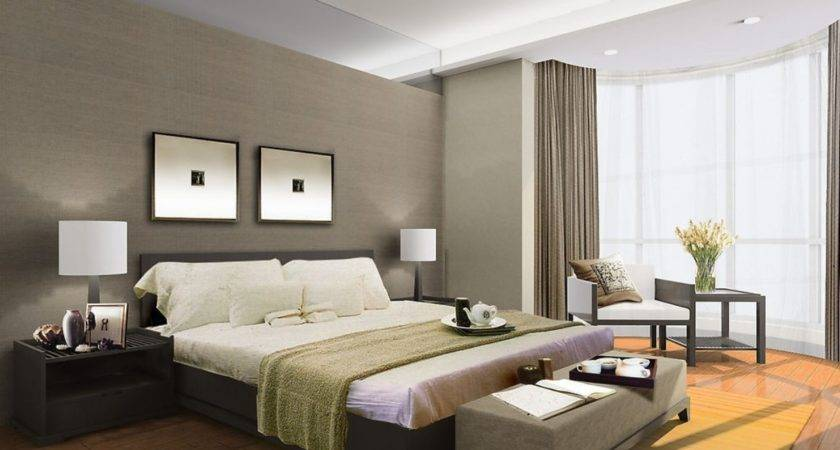 Elegant Bedroom Interior Design House