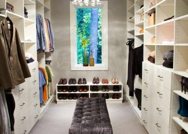 Elegant Luxury Walk Closet Ideas Store Your
