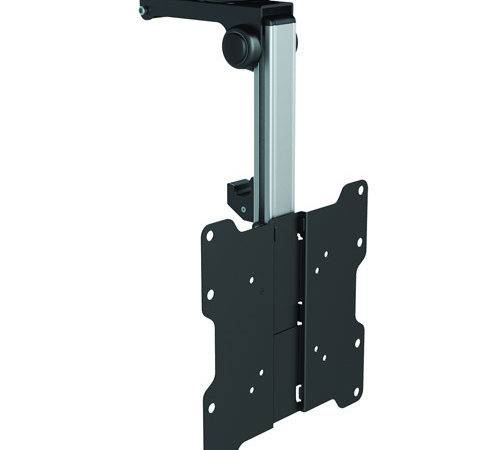 Ematic Black Folding Ceiling Mount Tvs