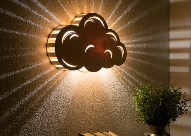 Enchanting Night Light Designs Made Laser Cut Wood