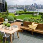Enchanting Whimsical Roof Garden Landscape Designs