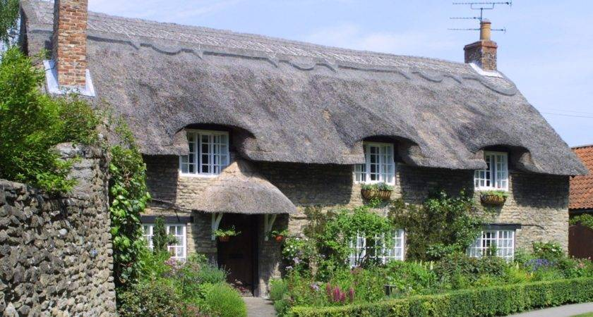 English Cottage Country Cottages Pinterest