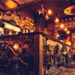 Enigma Steampunk Cafe Romania