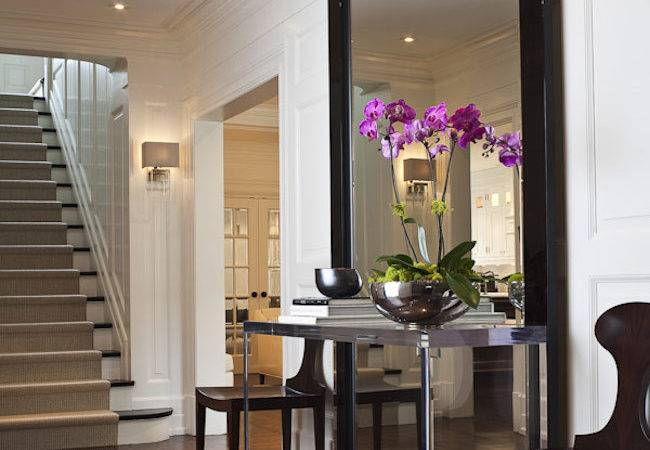 Entryways Captivating Mirrors