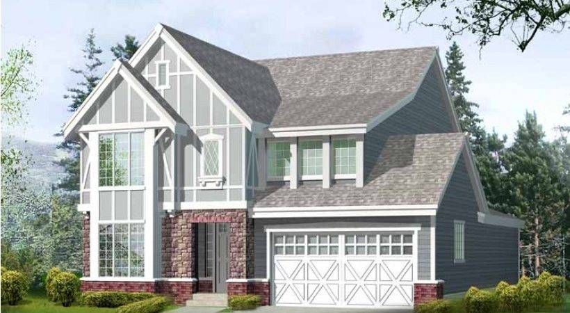 Eplans French Country House Plan Modern Tudor