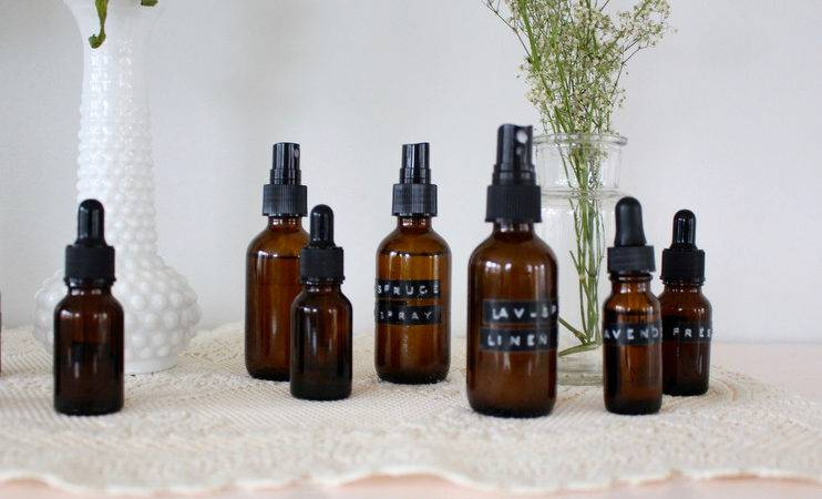 Essential Oil Sprays Your Wellness Happy Home