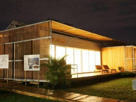 Examples Large Shipping Container Homes