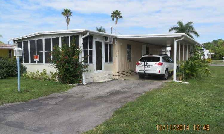 Exceptionally Nice Mobile Home Naples