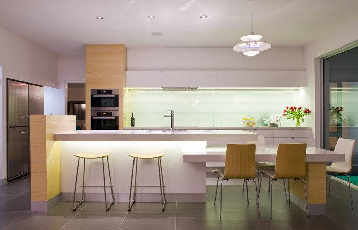 Exclusive Design Simple Modern Kitchen Interior