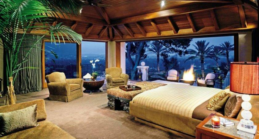 Exotic Bedroom Franco Vecchio Architectural Digest
