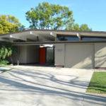 Exterior Exciting Eichler Homes Gable Roof