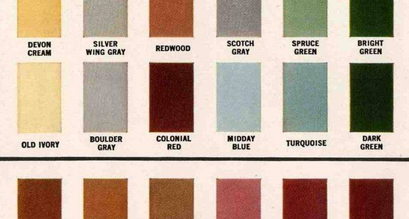 Exterior Paint Color Schemes Choose Your