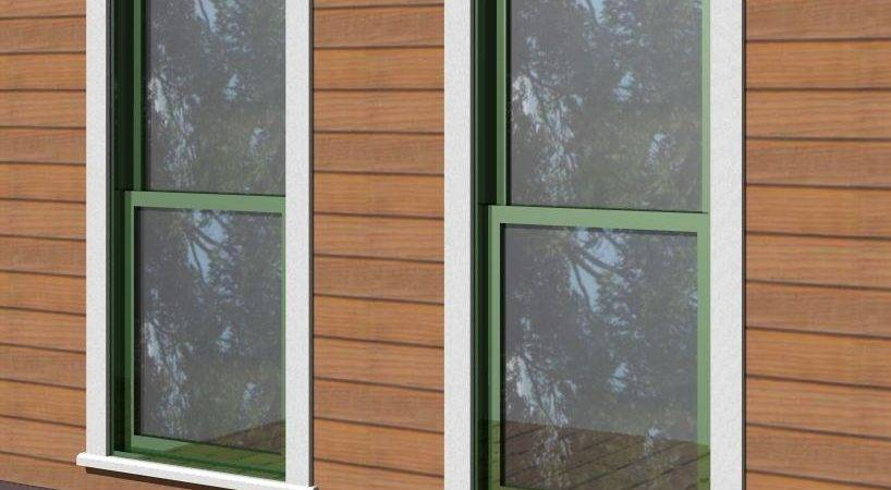 Exterior Window Casing Styles Home Design
