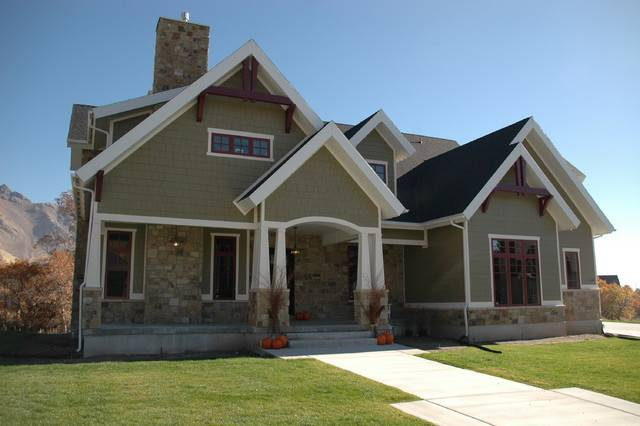 Exteriors Craftsman Exterior Salt Lake City Joe