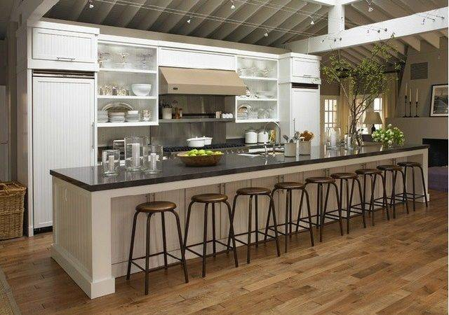 Extra Long Kitchen Island Rapflava