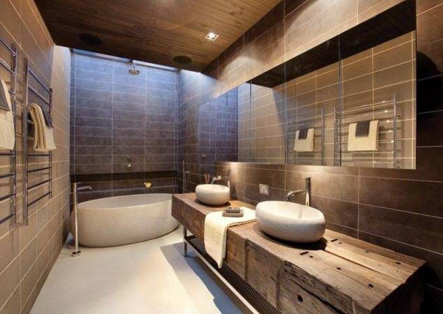 Extremely Modern Bathroom Designs Exude Comfort