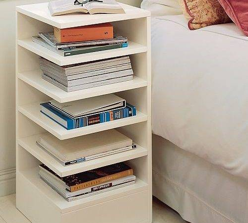 Eye Catching Useful Bedside Tables