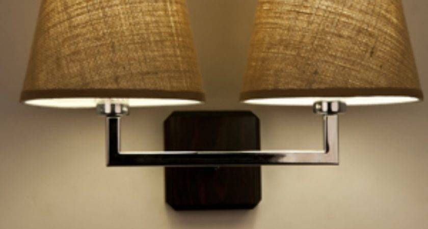 Fabric Wall Light Shades Upgrade Your Interior Design