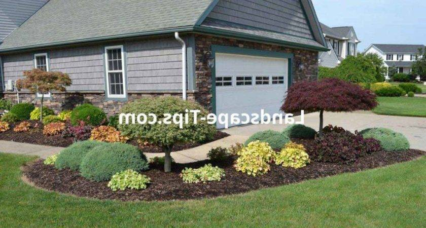 Fabulous Simple Front Yard Landscaping Ideas