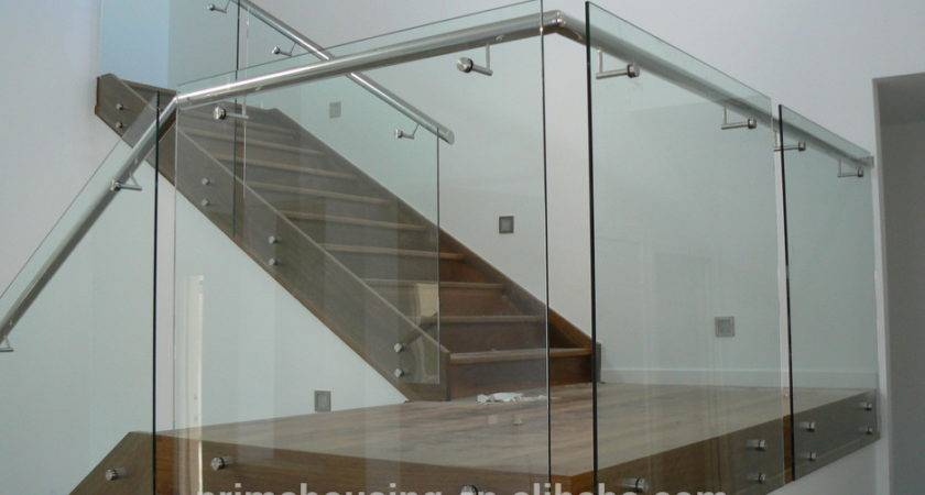 Factory Prices Custom Stainless Steel Stair Railing