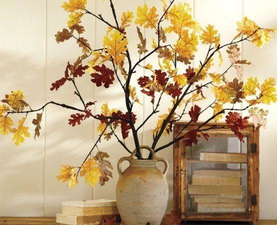 Fall Cor Branches Awesome Ideas Digsdigs