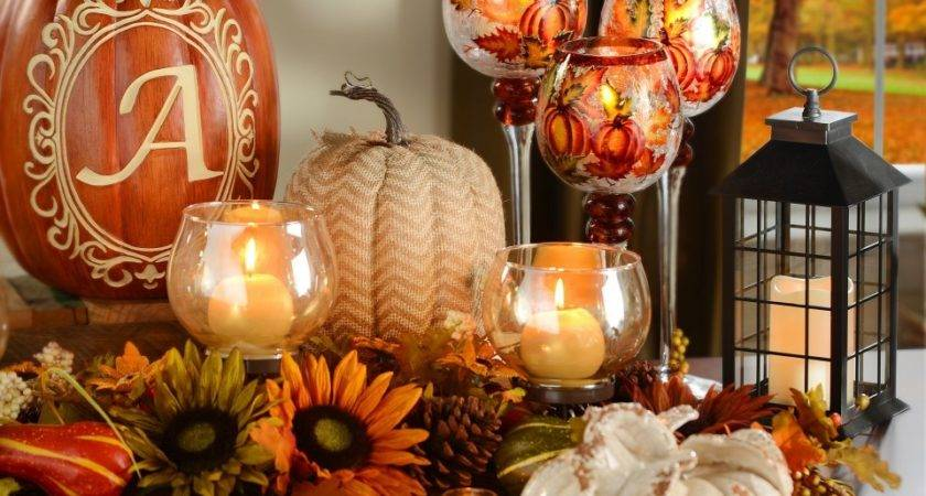 Fall Decorating Ideas Inspiration